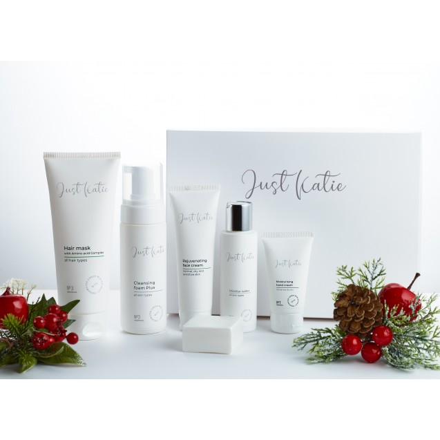 Just Katie Luxurious Skin Care Set Large