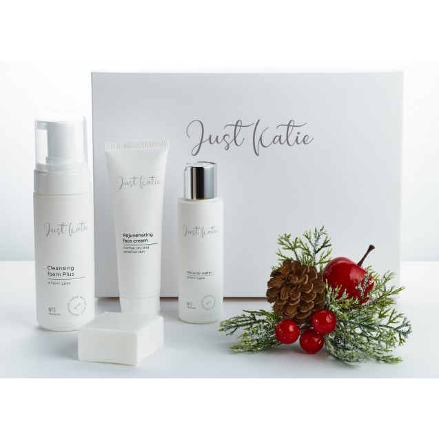 Just Katie Luxurious Skin Care Set Small